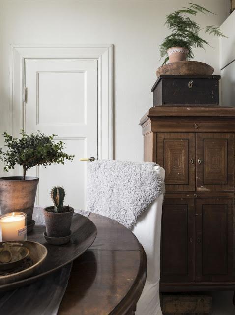 Appartamento svedese rustico 8