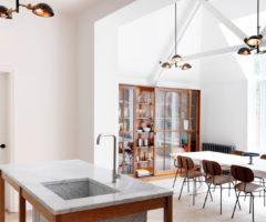 Una casa londinese affascinante e piena di stile