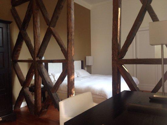 Un ex convento si trasforma in hotel a lisbona in the for Design hotel lisbona