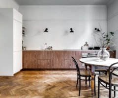 66 mq in stile minimalista