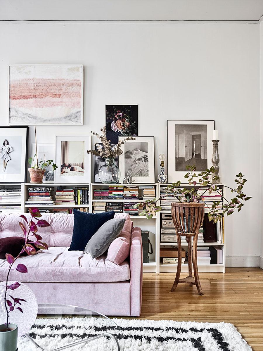 La Vie En Rose A Casa Della Blogger Amelia Widell In The