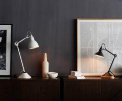 Lampe Gras: le lampade icona amate da Le Corbusier
