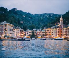 Un week end a Portofino