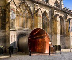 Era un convento: la conversione del Kruisherenhotel di Maastricht