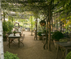 Weekend getaway: Petersham Nurseries Cafè a Londra