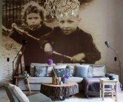 Villa olandese: La noia non abita qui
