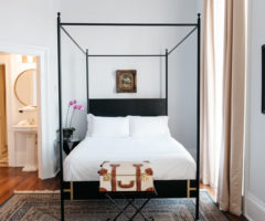 Una vacanza a New Orleans: Henry Howard Hotel