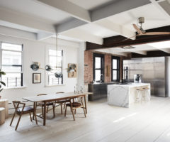 Interior Inspirations: Un loft industriale a New York