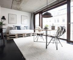 Airbnb series: 35 metri quadri con vista su Berlino