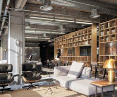 Industrial love: Una ristrutturazione dello studio Narration