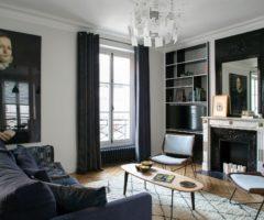 Interior Inspirations: un appartamento parigino pieno di classe e luce