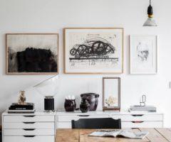 Interni nordici: fascino e personalità di un appartamento svedese