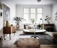 Interior Inspirations: Colori autunnali e styling perfetto a Goteborg
