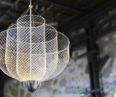 Special Products: Meshmatics, lo chandelier chic in un materiale sorprendente