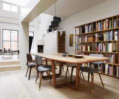 Un loft minimalista nel cuore di Tribeca