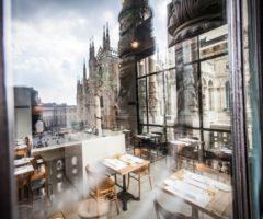 In the mood for Milano: romanticismo con vista sulle guglie del Duomo per Spazio Milano