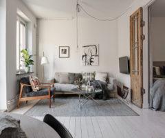 Interior Inspiration, quando gli interni nordici incontrano lo stile shabby