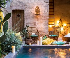 Airbnb series: un'oasi di verde con piscina nel centro di Marsiglia