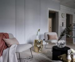 Get the look: aggiungere un tocco glam al vostro appartamento