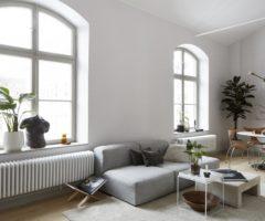 Tiny and cozy: un piccolo appartamento ricco di luce ed eleganza