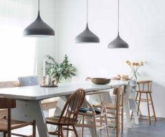 Interior inspiration: legno e colori pastello