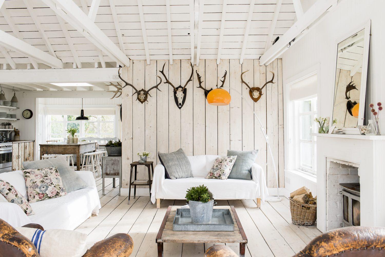 Arredare Casa Al Mare Idee : Interior inspirations: una casa shabby in riva al mare u2013 in the mood