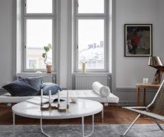 Interior Inspiration: quando il daybed diventa la soluzione perfetta per il soggiorno
