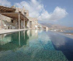 Airbnb series: la casa del mare e del cielo a Serifos