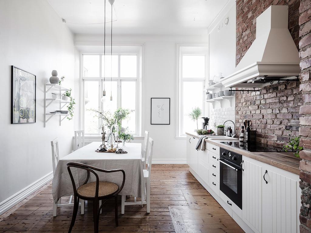 cucina con sala da pranzo – In the mood for design