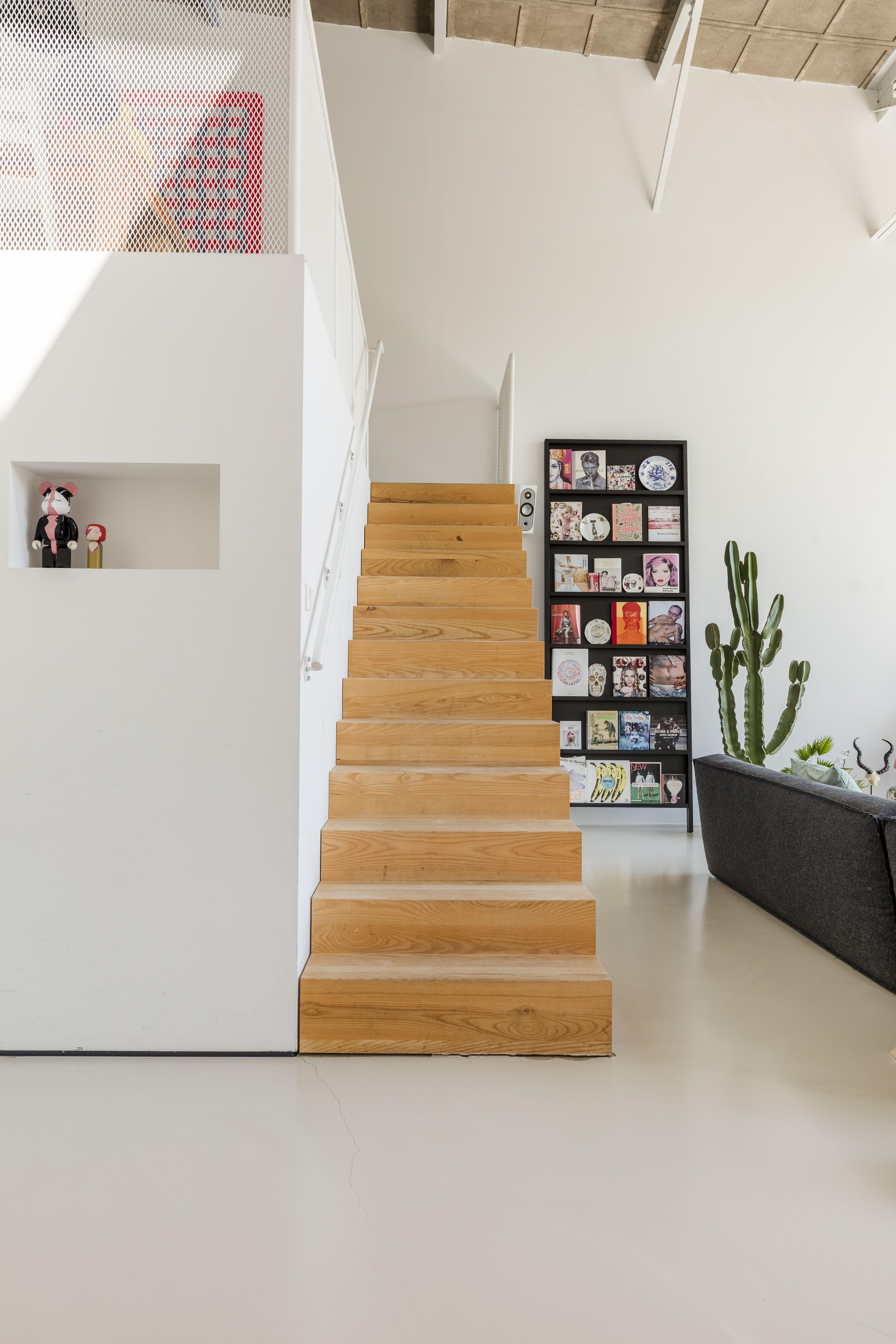 Interior Inspiration: un loft gioioso e pieno di energia ad Amsterdam