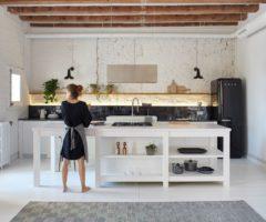 Get the look: la ristrutturazione di un appartamento a Barcellona