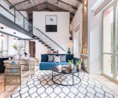Airbnb series: il loft perfetto per una vacanza indimenticabile a Madrid
