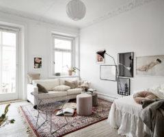 Tiny&cozy: il ritorno dei tappeti classici