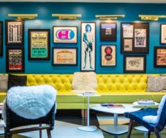 Hotel selection: The Verb, un boutique hotel pop a Boston