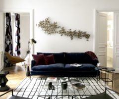 Interior Inspiration: un'affascinante ristrutturazione parigina