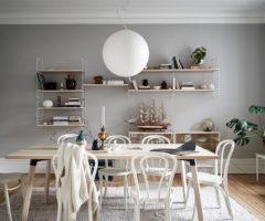 Get the look: come accendere i toni neutri con l'utilizzo del colore sulle pareti