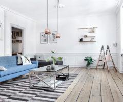 Airbnb series: un interno hygge nella capitale danese