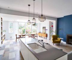 Interior Inspiration: un'accogliente casa inglese con giardino