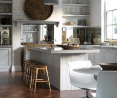 Interior Inspiration: una casa di campagna in stile classico con tocco shabby