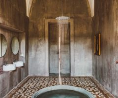 Vacanze Italiane: tra minimalismo e antchità in un palazzo a Gagliano del Capo