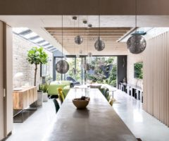 Interior Inspiration: la ristrutturazione di una casa edoardiana a Londra