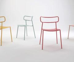 Special Products: Donna e Paloma le sedie per esterno di Baleri