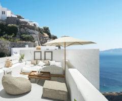 Hotel Selection: un Hotel con vista mozzafiato sull'isola di Tinos