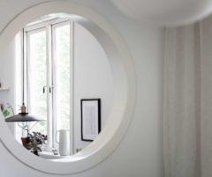 Interior Inspiration: un oblò tra cucina e zona living