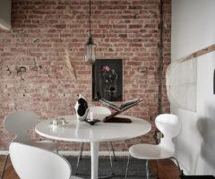 Interior inspiration: piccoli spazi rigorosi, ma accoglienti