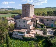 Hotel selection: Borgo San Sisto, Todi