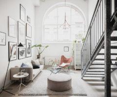 Tiny&cozy: un piccolo e luminoso loft tutto da scoprire