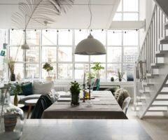 Interior Inspiration: la ristrutturazione di uno spazio industriale con vista sul mare