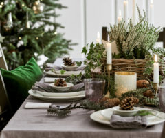 In the mood for Christmas: un Natale da tavola