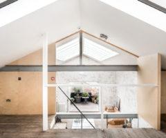 Big&Bright: spirito 'industrial' per uno splendido loft londinese